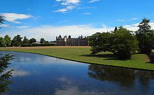 Audley End Artificial Lake